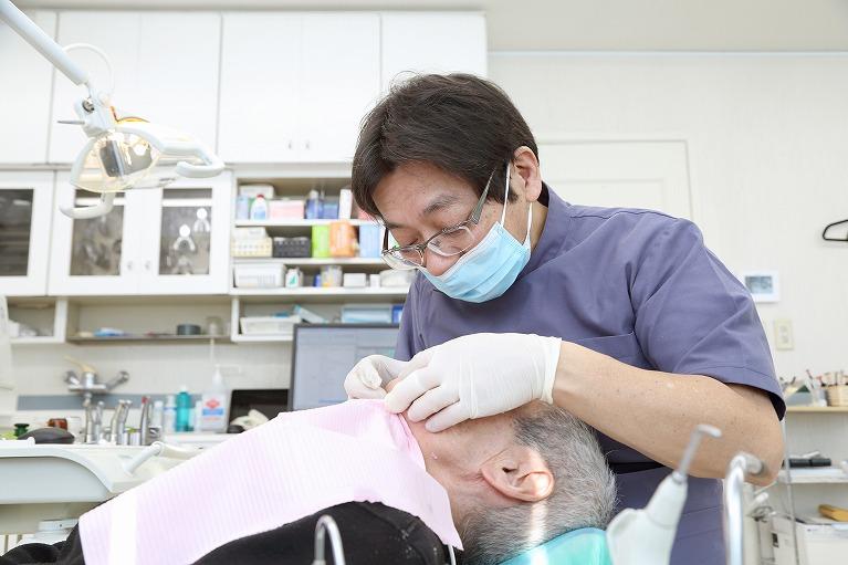 入れ歯治療の特徴