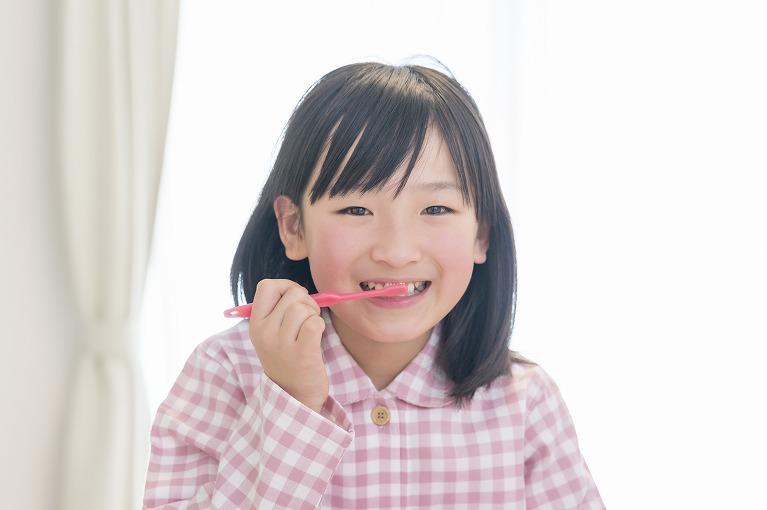 お子さんの歯の健康を、一緒に守っていきましょう